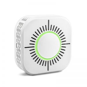 433MHz Wireless Smoke Detector for Smart Home Security Alarm