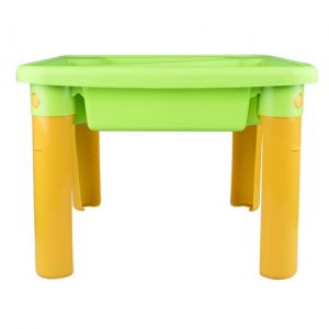 Sand and Water Table with Beach Play Set for Kids