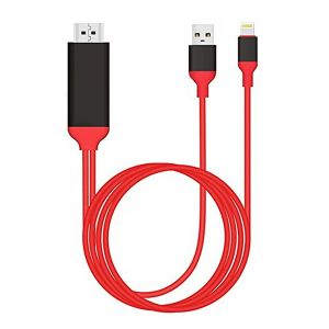 8-Pin Lightning to HDMI Cable for iPhone iPad