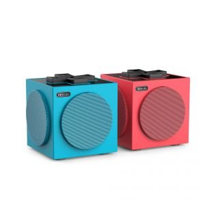 8Bitdo TwinCube Stereo Bluetooth Speakers - 1 Pair