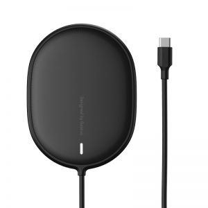 Baseus Slim 15W Magnetic Wireless Charger PD Fast Charging Pad for iPhone 12 Series