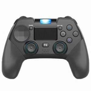 Bluetooth 4.0 Gamepad Vibration Touch Screen Game Controller for PS4/PC