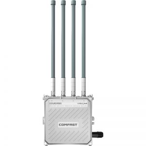 Comfast CF-WA800 V3 Wireless Outdoor AP Dual-Band Router Wifi Signal Hotspot Amplifier 1300Mbps
