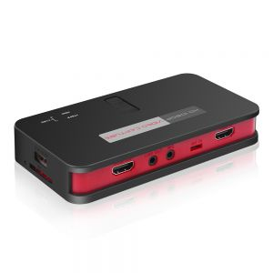Ezcap 284 1080P HD Video Capture Game Recorder Support Streaming Video Snapshot Real-time Record