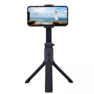 H5 Handheld Grip Stabilizer Selfie Stick with Tripod for Smartphone