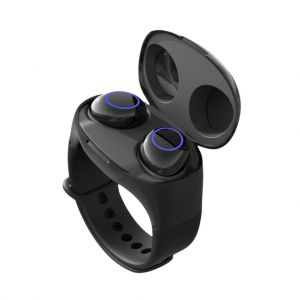HM50 TWS HiFi Bluetooth 5.0 Earbuds Fitness Tracker