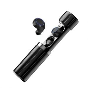 HM51 TWS Wireless Bluetooth 5.0 Earphones with Charging Case