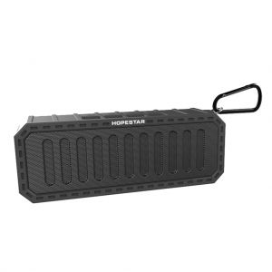 HOPESTAR T3 Rugged Bluetooth Speaker Support MIC TF FM AUX