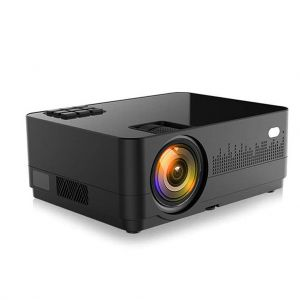 HQ2 Smart Multimedia Projector with Independent Speaker