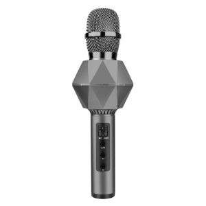 K7 Bluetooth 5.0 Microphone Portable Handheld Karaoke Condenser Music Sing Mic Speaker