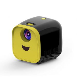 L1 Mini Projector 1000Lumens Full HD1080P