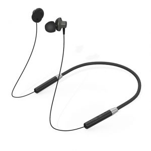 Lenovo HE05 Wireless Bluetooth V5.0 Magnetic Neckband Earphones with Noise Cancelling Mic