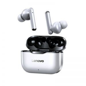 Lenovo LP1 TWS Wireless Bluetooth V5.0 Earbuds Stereo Sports Earphones with Noise Reduction