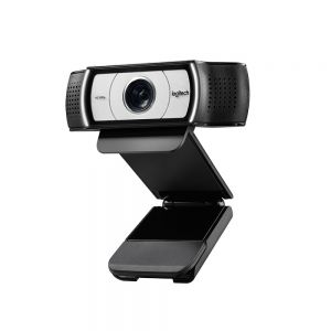 Logitech C930c Smart 1080P HD Webcam USB Video Camera for Chat Recording