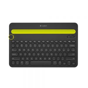 Logitech K480 Bluetooth Multi-Device Keyboard for Windows/Mac/Android/iOS