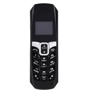 LONG-CZ T3 Mini Bluetooth Dialer Tiny Phone 500mAh