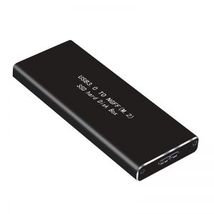M.2 SATA SSD to USB 3.0 External SSD Adapter Reader Converter Enclosure With UASP