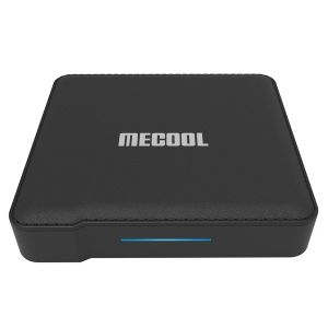 Mecool KM1 Amlogic S905X3 Android 10.0 ATV Smart TV Box Google Certificated 4GB + 64GB