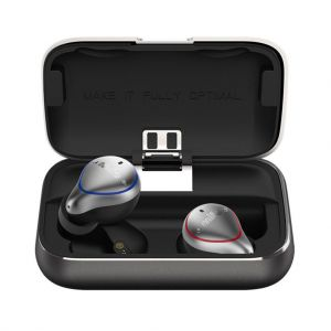 Mifo O5 True Wireless Bluetooth 5.0 Earphones with Charging Case- Moving Coil Version