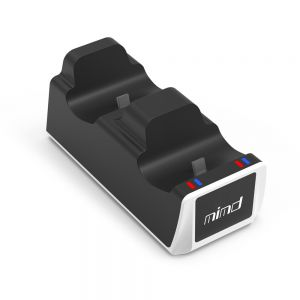MIMD SND-470 Dual Charging Station for PS5 Wireless Gamepad Controller