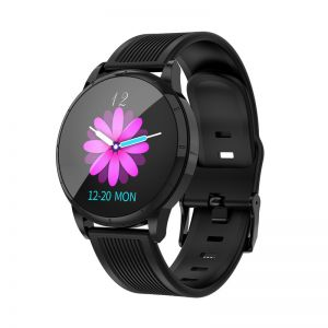 MK07 Women Smart Wristband Watch Bracelet Fitness Tracker Heart Rate Blood Pressure Monitor Menstrual Cycle