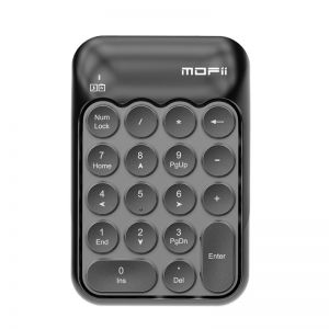 Mofii X910 Wireless Numeric Keyboard Financial Accounting Keyboard 2.4GHz