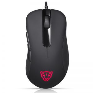 Motospeed V100 6200 DPI Optical USB Wired Gaming Mouse with RGB Backlight