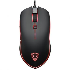 Motospeed V40 Professional USB Wired Gaming Mouse 6 Button Optical with Led Backlight