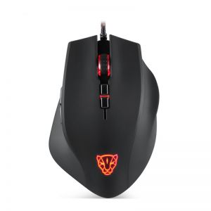 Motospeed V80 USB Wired 5000DPI Optical Gaming Mouse with RGB Backlight