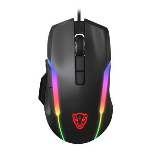 Motospeed V90 RGB Backlight Gaming Mouse - 12000 DPI
