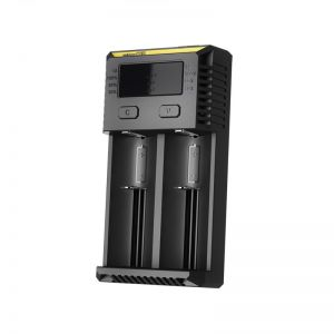 Nitecore New i2 Intellicharger 2-Channel Universal Battery Charger