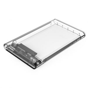ORICO 2139U3  2.5 inch Transparent USB3.0 Hard Drive Enclosure