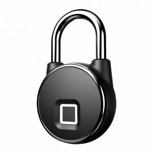 P22+ Smart Waterproof Fingerprint Padlock