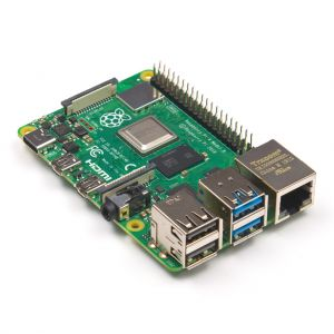 Raspberry Pi 4 Model B - UK Version