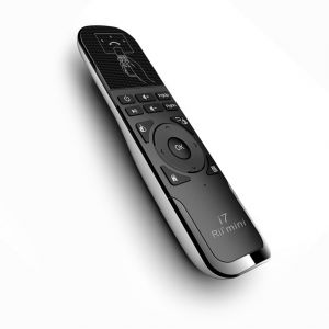Rii i7 2.4G Wireless Air Mouse Remote  Controller HTPC PPT Page Turning Teaching