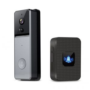 RSH-C900A Smart WiFi Video Doorbell with Chime 2-Way Audio PIR Motion Detection HD Nigh Vision