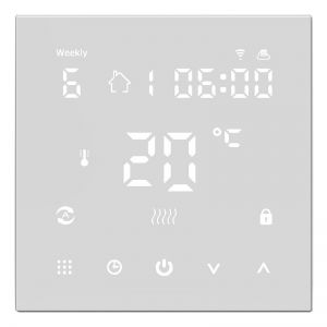 RSH-TM010 Smart WiFiThermostat with Touchscreen Works withAmazon AlexaGoogle Assistant