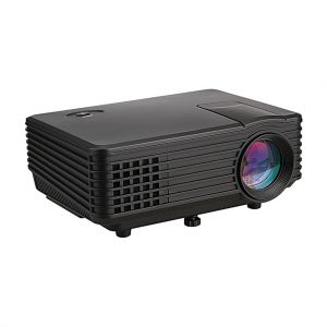 RT-805 Mini LED Portable 1080P Projector