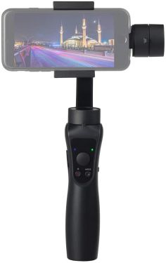 S5 3-Axis Bluetooth Handheld Gimbal Stabilizer for Smartphones GoPro Hero Action Camera
