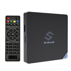 S95 TV Box Android 8.1 TV Box 4G DDR4 + 32G