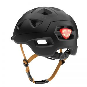 Smart4u UH10 Cycling Helmet Bike Helmet with LED Tail Light Adjustable Size for Men and Women