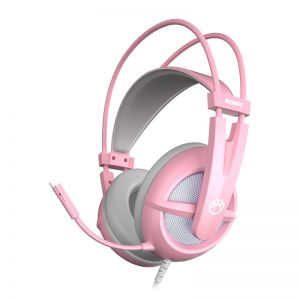 Somic G238 USB Wired Gaming Headset 7.1 Virtual Surround Sound Headphones