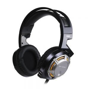 SOMiC G926 USB Wired Stereo Headset LED Light Gaming Headphone with Mic