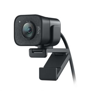 Logitech StreamCam 1080P HD 60fps Streaming Webcam with Built-in Microphone