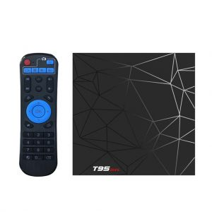 T95 Max Android 9.0 6K TV BOX 2G+16G/4G+32G/64G