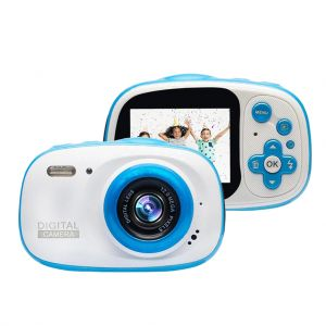 TDC-3330 Kids Waterproof Camera with 2.0-inch IPS Display