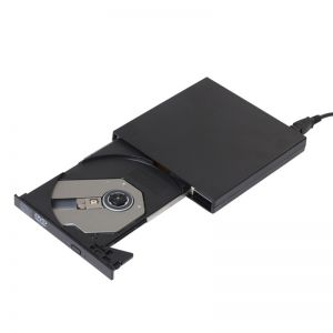 USB 2.0 External CD-RW DVD ROM Combo Burner Drive for Laptop Notebook PC Desktop