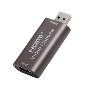 USB 3.0 to HDMI Capture Card Video Recording Box Portable Video Grabber