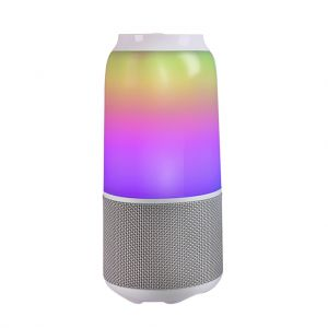 Velev V03 RGB Speaker BT Wireless Stereo Soundbox LED Lamp USB Rechargeable 5200mAh