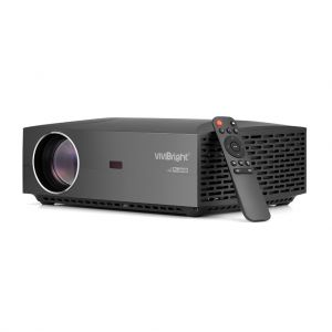 VIVIBRIGHT F30UP LCD Projector 4200 Lumens Android 6.0